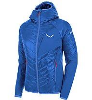 Salewa Ortles Hybrid Tw W Jkt Damen Skitourenjacke, Blue