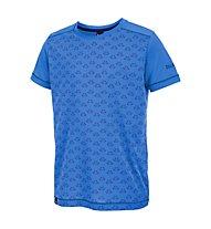 Salewa Puez DRY T-Shirt trekking bambino, Royal Blue