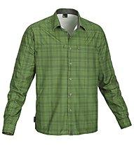 Salewa Salvin PL M L/S Shirt, M Talut Ivy/Carbon