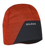 Salewa Sesvenna SW WO Mütze, Terracotta