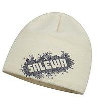 Salewa Stitchy Knit Beanie, Snow