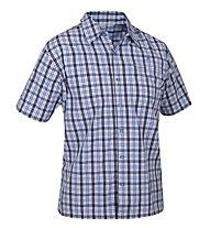 Salewa Triumph DRY AM Shirt S/S Camicia a maniche corte trekking, M Bilko Caraibes