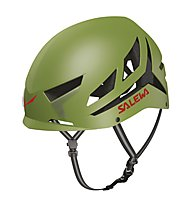 Salewa Vayu - Casco arrampicata, Green