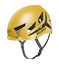 Salewa Vayu - Casco arrampicata, Yellow