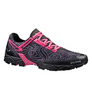 Salewa WS Lite Train - scarpa donna, Black/Pinky