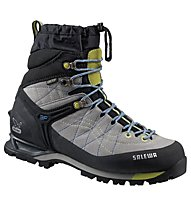 Salewa WS Snow Trainer Insulated GORE-TEX, Steel/Citro