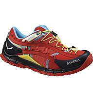 Salewa WS Speed Ascent, Firebrick/Silvretta