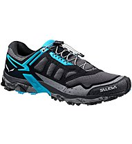 Salewa WS Ultra Train - scarpa donna, Black/Blue