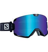 Salomon Cosmic OTG Skibrille, Black