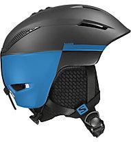 Salomon Ranger2 - casco sci alpino, Black/Blue