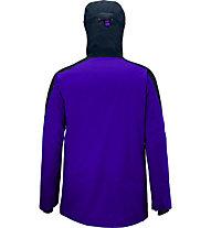 Salomon Shadow GTX Jacket M Giacca in GORE-TEX, Spectrum Blue/Big Blue-X