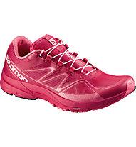 Salomon Sonic Pro W scarpa running donna, Lotus Pink