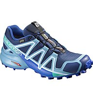 Salomon Speedcross 4 GTX Woman Damen Traillaufschuh, Blue