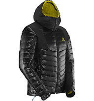 Salomon S-Lab X Alp giacca in piuma, Black
