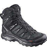 Salomon X Ultra Winter CS WP Herren Trekkingschuh, Black
