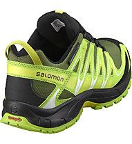 Salomon XA Pro 3D CSWP Kid/Junior, Genepi-X/Granny Green/Gecko Green
