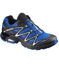 Salomon XT Salta scarpa trail running, Dark Blue