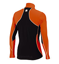 Sportful Maglia sci da fondo Cardio Evo Tech Top, Orange