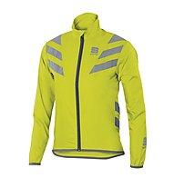 Sportful Giacca bici Kid Reflex, Light Yellow