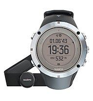 Suunto Ambit3 Peak Sapphire (HR) - GPS Uhr, Black/Metal