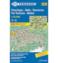 Tabacco N° 044 Vinschgau/Val Venosta-Sesvenna (1:25.000), 1:25.000