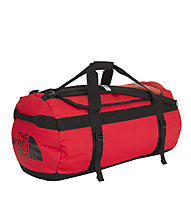 The North Face Base Camp Duffel S, TNF Red/Black
