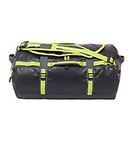 The North Face Base Camp Duffel S (2016) - borsone, Black/Spruce Green