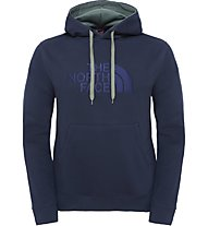 The North Face Drew Peak Pullover Hoodie Felpa con cappuccio, Blue