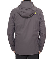 The North Face Evolve II Triclimate giacca doppia, Black Ink Green