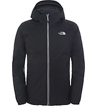 The North Face Quest insulated Jacket Herren Winterjacke, Black