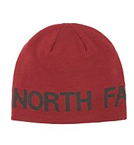 The North Face Reversible TNF Banner Beanie Berretto, Biking Red