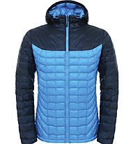 The North Face Thermoball Hoodie Herren Kapuzenjacke, Blue