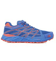 The North Face Ultra Endurance scarpa trail donna, Dark Blue/Red