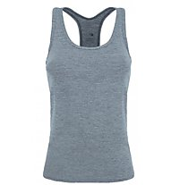 The North Face W T-Lite Tank Top fitness Donna, Anthracite