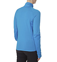 The North Face Kegon Stretch FZ giacca in pile donna, Quill Blue
