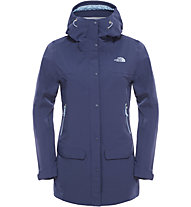 The North Face Mira Jacket Donna, Patriot Blue