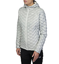 The North Face ThermoBall giacca con cappuccio donna, High Rise Grey