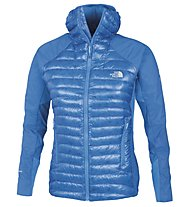 The North Face Verto Micro giacca con cappuccio donna, Quill Blue/Fortuna Blue