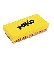 Toko Base Brush Copper - spazzola, Yellow