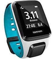Tom Tom Runner 2 Cardio+Music - GPS Uhr, White
