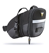 Topeak Aero Wedge Pack Strap Micro, Black