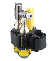 Topeak Airbooster Race Pod, Yellow/Black