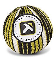 Trigger Point Massage Ball palla da massaggio, Black/Yellow