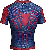 Under Armour Under Armour Spider-Man Compression Shirt, Red