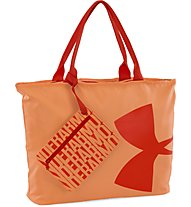 Under Armour Big Logo borsa donna, Cyber Orange