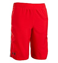 Under Armour Boys' UA Edge Shorts, Red