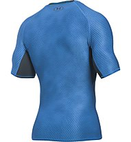 Under Armour HeadGear Printed T-shirt Fitness, Light Blue