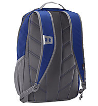 Under Armour Hustle Backpack LDWR Zaino, Blue