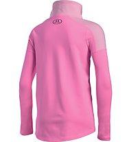 Under Armour UA Cozy ColdGear Langarmshirt Mädchen, Pink