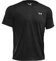 Under Armour UA Tech Shortsleeve T-Shirt Fitness, Black
